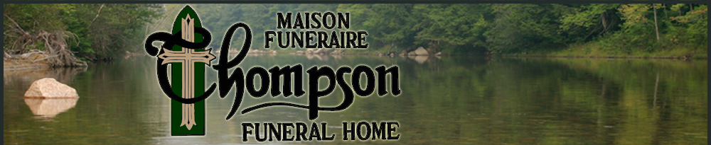 Thompson's Funeral Home Logo